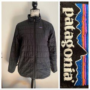 Patagonia Black Nano Puffer Boys XL